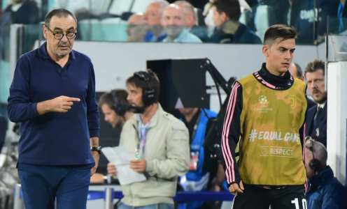 Maurizio Sarri Plays Down Reports of Fractured Relationship With Paulo Dybala