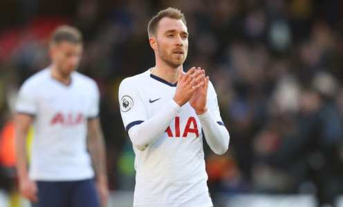 Christian Eriksen's Inter Contract Details Revealed as Dane Edges Closer to Tottenham Exit