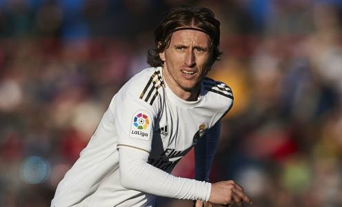 Real Madrid Star Luka Modric Courted By a Number of Major League Soccer Clubs