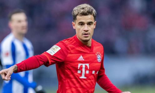 Bayern Back to Their Best – But Philippe Coutinho Is Pushed Further Out of The Picture