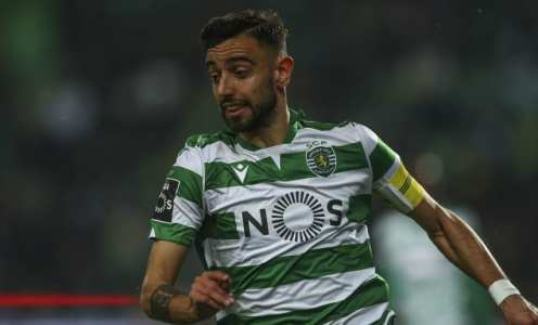 Fernandes 'Desperate' to Move But Sporting Reject Man Utd's Offer – Bruno Fernandes Daily