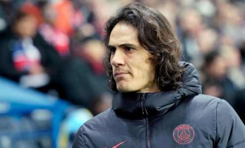 Atletico Madrid Deal for Wantaway Edinson Cavani 'Imminent' After New Offer