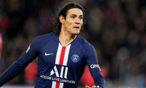 Man Utd Consider Move for Edinson Cavani as PSG Reject Atletico Madrid Offer