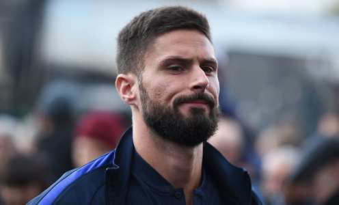 Olivier Giroud Snubs Newcastle Switch in Favour of Serie A Challenge With Inter
