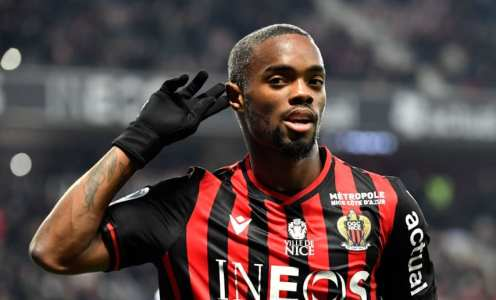 Newcastle Enquire About Nice Midfielder Wylan Cyprien