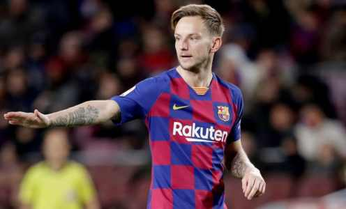 Barcelona Still Considering Ivan Rakitić Departure as Juventus Lodge Bid