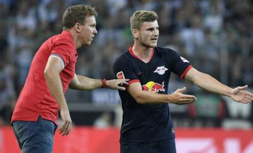 RB Leipzig Boss Julian Nagelsmann Warns Timo Werner Against Joining Liverpool