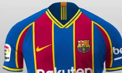 Barcelona Players Shown Kits for 2020/21 After Design Details & Striking Concept Images Emerge