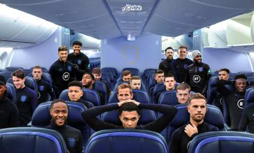 Who's on the Plane? England Euro 2020 Squad Power Rankings – February