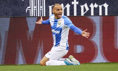 Barcelona Confirm Signing of Emergency Striker Martin Braithwaite From Leganes