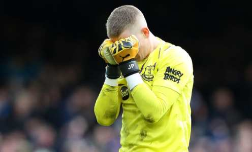 Everton's Jordan Pickford Admits Criticism From Likes of Gary Neville 'P—es Him Off'