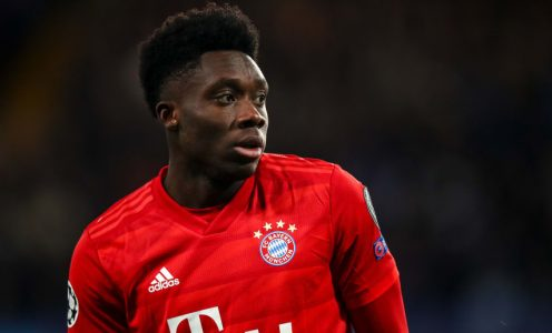 How Man Utd Missed the Chance to Sign Alphonso Davies Ahead of Bayern Munich