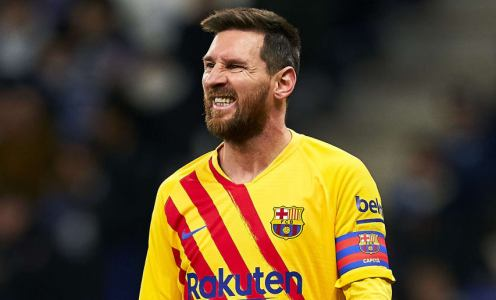 Lionel Messi Hits Back at Barcelona's Director of Football Eric Abidal After Media Criticism
