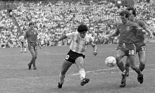 6 of the Best Moments of Diego Maradona's Career
