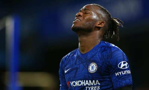 Chelsea Prepared to Sell Michy Batshuayi in Summer With Crystal Palace Keen