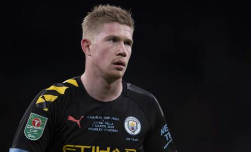 Kevin De Bruyne Tipped to Try to Leave Man City if Champions League Ban Is Upheld