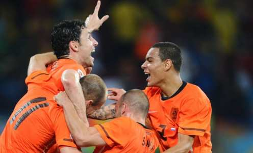 Netherlands 2-1 Brazil: The Day Dutch Courage Overcome Brazilian Talent