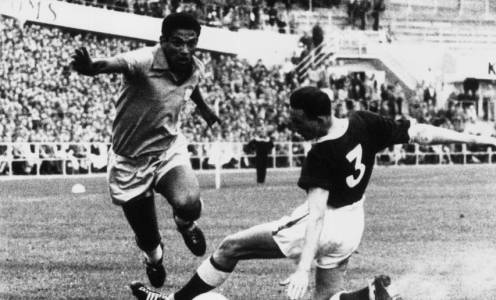 5 of the Best Moments of Mané Garrincha's Career
