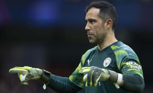 Claudio Bravo Considering MLS Move to NYCFC When Man City Contract Ends