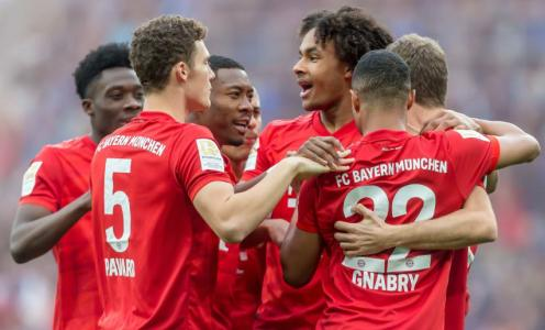 Bayern Munich Players to Take 20% Pay Cut to Help Employees Amid Coronavirus Outbreak