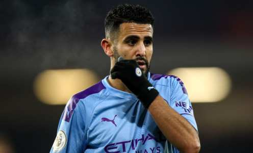 PSG Lining Up Summer Move for Manchester City's Riyad Mahrez