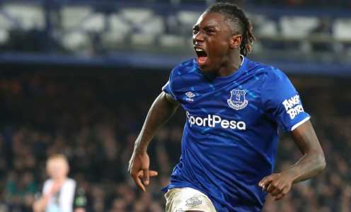 Everton Slam Moise Kean Behaviour After Italian Hosts 'Raunchy' Lockdown House Party