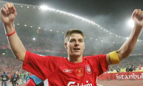 Remembering Liverpool's Iconic 2005 Istanbul Kit