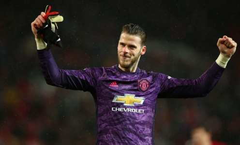 David de Gea Pledges Future to Man Utd for 'Many More Years'