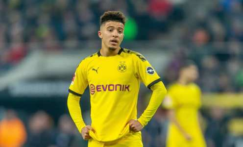 Manchester United Tried to Sign Summer Target Jadon Sancho From Manchester City in 2017