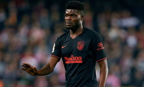 Arsenal Ready to Offer Alexandre Lacazette to Atlético Madrid in Thomas Partey Deal