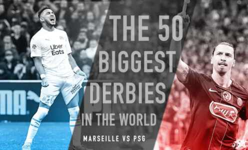 Marseille vs Paris Saint-Germain: The Modern Day Derby That Became the Biggest Game in France