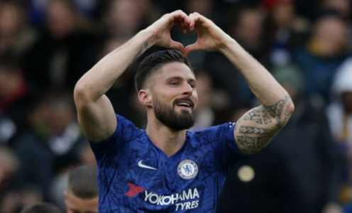Chelsea 'Will Trigger' One-Year Extension to Keep Olivier Giroud at Stamford Bridge Until June 2021