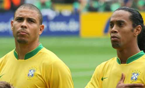 Brazil Legends Ronaldo & Ronaldinho Finally Give Verdict on Messi vs Cristiano Debate