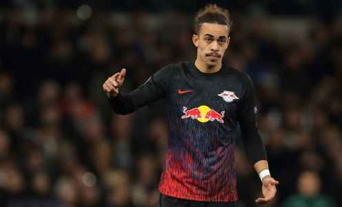 Newcastle 'Favourites' to Sign RB Leipzig's Yussuf Poulsen Ahead of Everton & West Ham