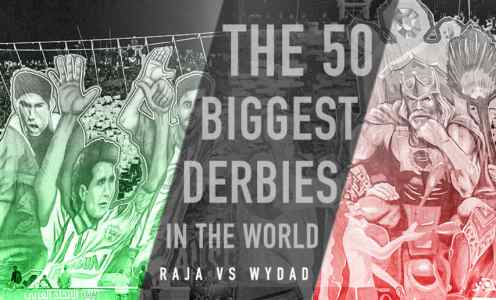 Raja Casablanca vs Wydad Casablanca: I Think This Is the Beginning of a Beautiful Rivalry…
