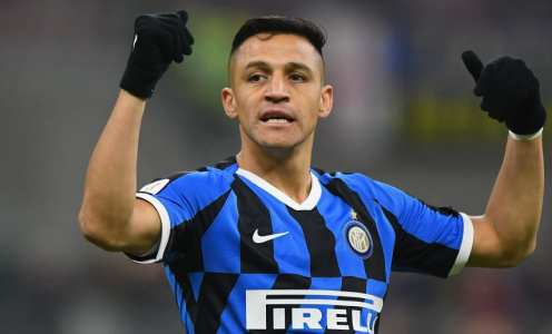 Inter Sporting Director Provides Updates on Futures of Alexis Sanchez, Ashley Young & Ivan Perisic