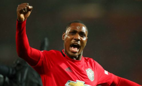 Man Utd Boost as Shanghai Shenhua 'Soften Stance' on Odion Ighalo Loan Extension