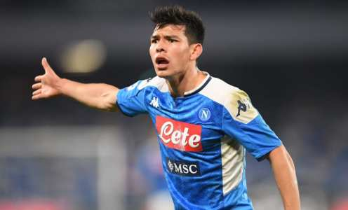 Newcastle 'Open Talks' With Napoli Over Potential Hirving Lozano Deal