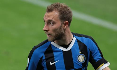 Watch Out Serie A – Christian Eriksen Is Starting to Find His Feet at Inter