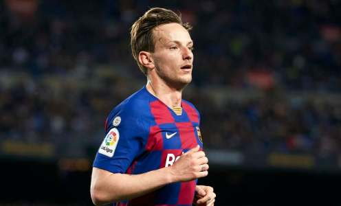 Ivan Rakitic Pours Cold Water on Barcelona Exit Rumours (Again)