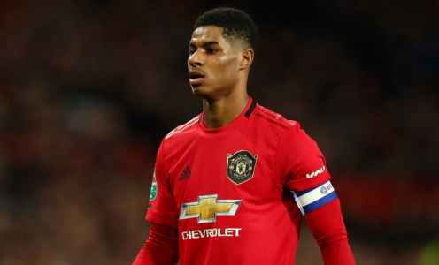 Marcus Rashford Calls for Government U-Turn on School Meals Decision