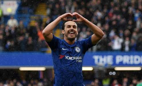 Pedro Close to Agreeing Free Transfer to Roma as Chelsea Contract Runs Down