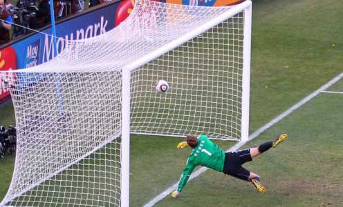 Reliving Frank Lampard's Disallowed Goal Against Germany
