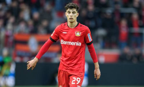 Manchester United 'Leading Kai Havertz Race' After Real Madrid Drop Out