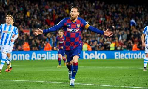 Barcelona to Open Contract Talks With Lionel Messi & Other Key Stars