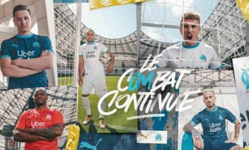 Marseille Drop Stunning New 2020/21 PUMA Kits Inspired by the City