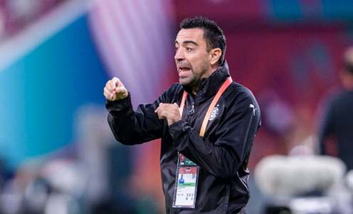 Xavi Signs Contract Extension With Al-Sadd Amid Barcelona Return Rumours