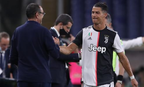 Maurizio Sarri Reveals Cristiano Ronaldo Relief at Breaking Astonishing Drought