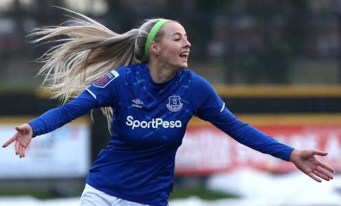 Man City Announce Statement Signing of WSL Breakout Star Chloe Kelly