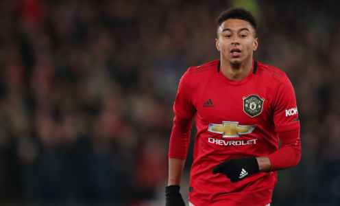 Jesse Lingard 'Hopeful' Europa League Form Could Prompt Manchester United Exit